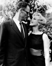 Marilyn Monroe and Arthur Miller UNSIGNED photo - C2066