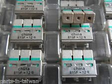10PCS  4DFB-815F-12  DIELECTRIC FILTER SMD 3 POLE 815MHz  TOKO