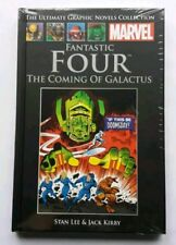MARVEL Ultimate Graphic Novel : FANTASTIC FOUR : THE COMING OF GALACTUS  NEW