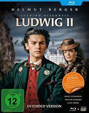 Ludwig II. - Extended Version - Helmut Berger - Luchino Visconti - [Blu-ray]