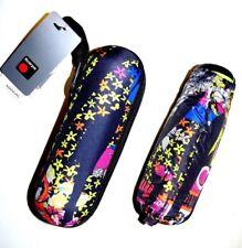 Knirps X 1 - Regenschirm Taschenschirm - mini - Mixed Art Black - schwarz bunt