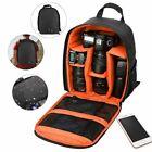 Camera Backpack Shoulder Bag Case for Canon Nikon Sony DSLR Digital Waterproof