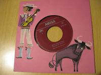 """7"""" Single Rote Gitarren Warszawa Solche schönen Augen  Vinyl AMIGA DDR 4 50 798"""