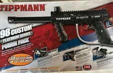 TIPPMANN 98 Custom Platinum Series Power Pack