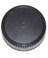 Used Rear Lens Cap Made in Japan for Nikon F Ai vintage vivitar