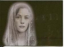 Lord Of The Rings Masterpieces II Bronze Foil Chase Card #1 Arwen