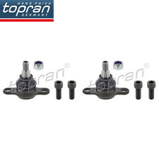 2X VW Transporter T5 T6 Caravelle Front Axle Pair Of Lower Ball Joints 7E0407361