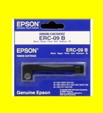 10 originale Farbbänder  EPSON  ERC-09B  M-160 180 181 182 183 185 190 191 OVP