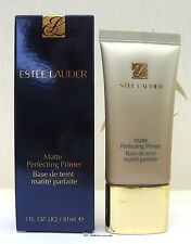 Estee Lauder Matte Perfecting Primer 30ml Full Size - New - Boxed