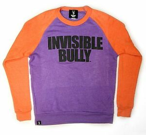 INVISIBLE BULLY SWEATSHIRT  Assorted colors