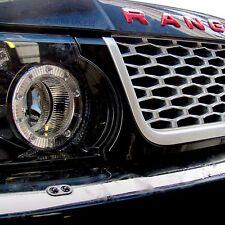 Range Rover Sport 2010 Autobiography front grille Black + silver mesh santorini