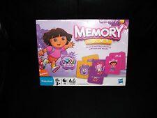 Nickelodeon Dora the Explorer Memory Game unisex New FREE SHIPPING