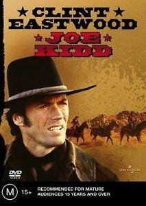 Joe Kidd (DVD, 2003)