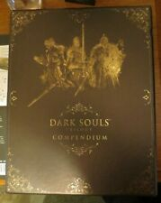 DARK SOULS TRILOGY COMPENDIUM German Edition Future Press Hard Cover