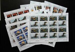 Marshall Islands 1994 - 1995 World War 2 UM / MNH - multiple listing
