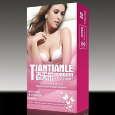 10× Men Love Condoms Sex Products Delay Ejaculation Oil Safer Contraception Nove