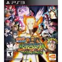 Naruto Shippuden Ultimate Ninja Storm Revolution  ( PS3 Sony Playstation 3 )