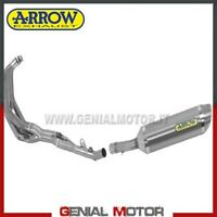 Full Exhaust Arrow Thunder Aluminium Honda Cb 600 F Hornet 2007 > 2013
