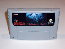 ROBOTREK - PAL IN ENGLISH GAME - SUPER NINTENDO SNES - ROBOTECH ROBO TREK