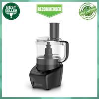 BLACK & DECKER Easy Assembly 8-Cup Food Processor 3-IN-1, Black, FP4200B, 450W