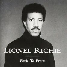 Lionel Richie - Back To Front - Best Of / 16 Greatest Hits - CD Neu & OVP