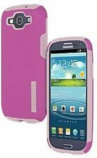 Incipio Samsung Galaxy S3 Double Cover Hard Shell Case with Silicone Core, Pink