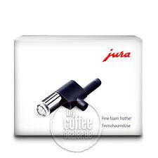 JURA 72166 Feinschaumdüse Inklusive Milchsystem-reiniger 100 Ml