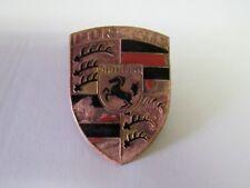 Porsche OEM 911 912 Hood Crest 1965-1973 (orange & black) *GENUINE* 90155921020