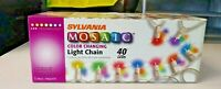 Sylvania 72140 Mosaic 52' Color Changing LED Light Chain