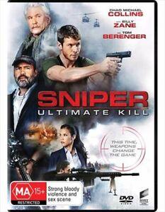 Sniper - Ultimate Kill DVD
