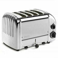 Dualit 47060 NewGen 4 Slice Toaster - Silver