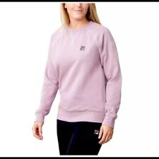 Fila Ladies' French Terry Crewneck (Pink L)