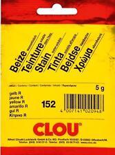 5g. Clou Beutelbeize Holzbeize Holz Beize Holzschutz Farbwahl Neu