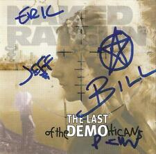 Naked Raygun Autographed The Last Of The Demo Hicans CD 2