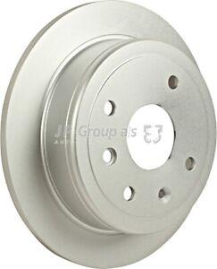 JP GROUP Brake Disc Fits CHEVROLET DAEWOO Lacetti Nubira Estate Wagon 96549630