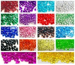 Floating Charms Birthstone Gem Crystals 12pc 4 - 4.5mm for Origami Memory Locket