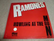 "RAMONES-Howling At The Moon VINYL 12"" UK 1st PRESS"