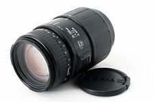 Sigma AF ZOOM 70-300mm f/4-5.6 DL MACRO Lens For Sony/Minolta from Japan #153948