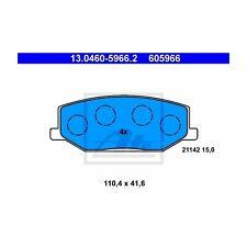 ATE 13.0460-5966.2 Bremsbelagsatz, Scheibenbremse  Links Suzuki Jimny Samurai