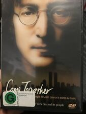 Come Together - A Night For John Lennon's Words And Music region 4 DVD