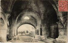 CPA  Pons - Ancienne Porte de l'Hopital - Intérieure de la Voute  (183913)