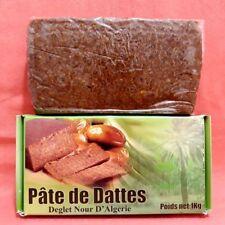 1 kg Pâte de Dattes Algérie / Tunisie Datte Maamoul Dates Végétarien