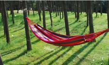 Camping Hammock Monolayer thickening Outdoor Canvas Ultralight With Backpack
