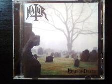 "NATUR ""Head of Death"" CD"