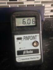 American Pinpoint Marine ph Monitor