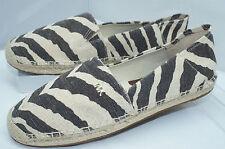 NUOVO MICHAEL KORS scarpe Lillà Basse BALLETTO TAGLIA 10 MARRONE BEIGE