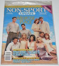 MELROSE PLACE Non Sport Update Magazine June 1996 Sealed Soap Opera TV