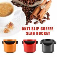 Knock Box Coffee Grounds Espresso Equipment Cafe Barista Accessories S6G7