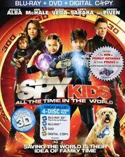 Spy Kids 4 [New Blu-ray]