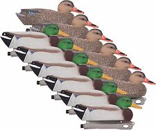 Hard Core Floating Promo Mallard Duck Decoy Waterfowl Hunting Decoys 12 Pack